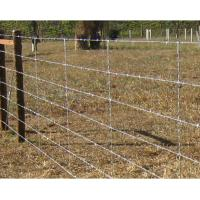 Quality 2015 Spring Canton Fair 14.4D29 barbed wire fencing length per roll (factory ISO9001) for sale