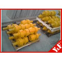Wholesale Carrier Roller Excavator Undercarriage Spare Parts for Daewoo / Bulldozer Excavators from china suppliers