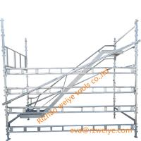 Wholesale steel  construction company  for  Haki  scaffolding  system from china suppliers