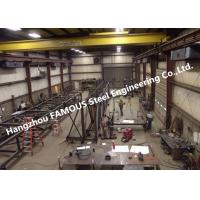 China Prefabricated Industrial Structural Steel Fabrications Quickly Assembled Building for Warehouse on sale