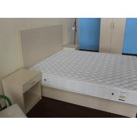 Quality Modern Style Hotel Interior Furniture Bed , Hotel Night Stand Wear Resistant for sale