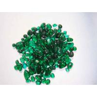Buy cheap Green glass pebble for pool finishes from wholesalers