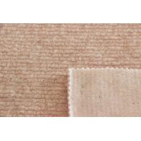 Wholesale Soft Stripe Style Pink Wool Material Solid Color Fabric For Scarf from china suppliers