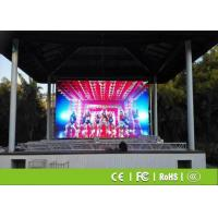 Wholesale Outdoor High Resolution LED Display , Anti Static / Dust Proof P5 LED Video Wall from china suppliers