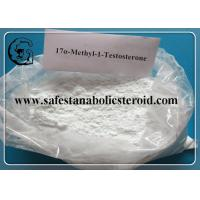 Wholesale M1T Anabolic Steroid Hormones 17α-Methyl-1-Testosterone CAS 65-04-3 For Muscle Gain from china suppliers