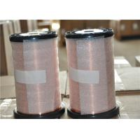 Wholesale Insulated Submersible Motor Winding Wire , Round Enamelled Copper Winding Wire from china suppliers