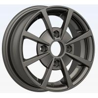 Wholesale High Performance Black Chrome Car Alloys Wheels 12 Inch from china suppliers