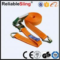 Wholesale High Strength Ratchet Tie Down Strap Color Customized CE GS ISO Approved from china suppliers