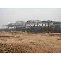 Wholesale Low Carbon Truss Structural Steel Frame For JieYang Airport Project from china suppliers