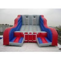 Wholesale 6m PVC Outdoor Inflatable Sports Games Arena Track for Kids / Adults , Durable And Aafety from china suppliers