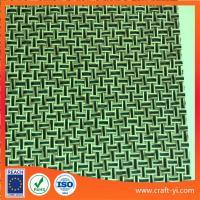 Wholesale textilene mesh fabric4X4 weave outdoor garden furniture chair or bed from china suppliers