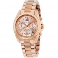 Wholesale Wholesale MICHAEL KORS WATCH MK5799 BRADSHAW MINI CHRONOGRAPH ROSE GOLD BRACELET from china suppliers