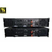 Quality Professional Sound Standard Class AB Power Amplifier 650 Watts Output for sale