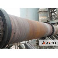 Wholesale Large Size Rotary Kiln Dryer  for Calcining Activated Limestone Model 4.8 × 74 from china suppliers