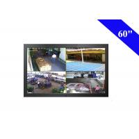 Wholesale CCTV LCD Monitor Display 60 Inch With 3D Digital Image Decode Chipset from china suppliers