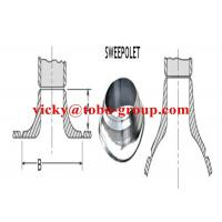 Wholesale Forged Steel Pipe Fitting Saddle Pad Carbon Steel ASTM A105 Sweeploet from china suppliers