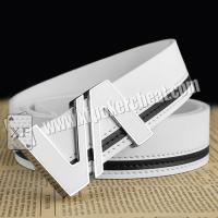 Buy cheap Infrared Leather Strap Belt Camera Poker Cheat Tools / Poker Analyzer from wholesalers