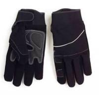 Wholesale 11'' Cow grain leather hard wearing Cold weather work gloves with thinsulate lining from china suppliers