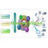 Buy cheap IPTV transcoding server H.265 Input IP , ASI , SDI , HDMI , AV Input and Output IP, ASI from wholesalers
