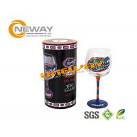 Wholesale Cardboard Wine Boxes Luxury French Style , Glass Bottle Packaging Boxes from china suppliers