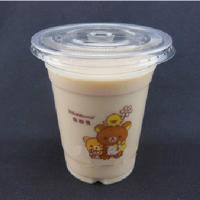 Wholesale Transparent Disposable Cup Lids Eco Friendly For Dessert 100mm from china suppliers