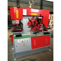 Wholesale Q35Y-20 hydraulic ironworker steel angle cutting machine for sale from china suppliers