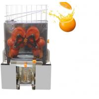 Buy cheap Electric Orange Juicer Machine / Fruit  Extractor Machines Table Top from wholesalers