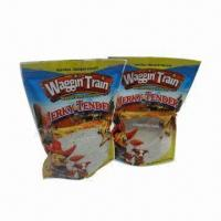 Wholesale Stand-up Pouches with Top Zipper, Used for Food, Pet Food and Medicine Packaging from china suppliers