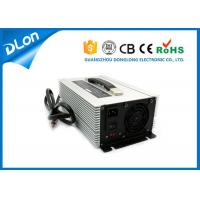 Wholesale factory wholesale forklift / electric golf cart / electric city bus battery charger 24v 50a from china suppliers