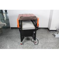 Wholesale Model no BS-4525 Shrink  packaging machine, Steel of material,Orange with Black color Tunnel  size 450x(50-250)mm from china suppliers