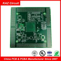 Wholesale Professionl Oem HDI Printed Circuit Boards Green & White Soldmask from china suppliers