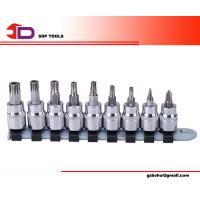 Wholesale 9pcs 5PT Star Socket Tool Sets for Electrical Equipment Assemble from china suppliers
