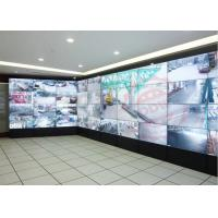 Wholesale FHD Samsung curved display 500nits brightness commercial video wall 16M Color from china suppliers
