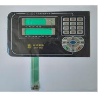 Wholesale 3M467MP / 3M468MP Adhesive Custom Membrane Switch Key Pad ROHS REACH from china suppliers