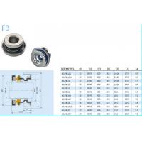 China Automobile cooling pump mechanical seals, Type FB Auto cooling pump seals on sale