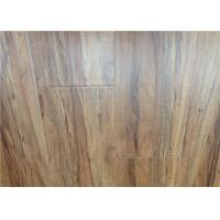 Wholesale Unilin Click Exotic Handscraped DIY Hardwood Floor U Bevel Pressed 12mm CE from china suppliers