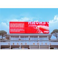 Wholesale Large LED Advertising Screens , Outdoor Led Video Wall Display For Commercial from china suppliers