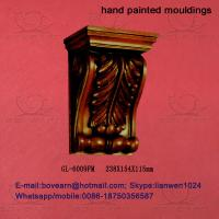 Wholesale Factory price decorative pu exotic corbels/ exterior corbels from china suppliers