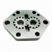 China Auto oil pump gear/sintered part, used in auto engine system, made by powder metallurgy technology on sale