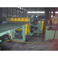 Wholesale Cut To Length Machines , Steel Coil Slitting Line For Construction from china suppliers