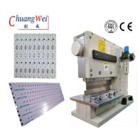 China High Precision Pneumatic Type V-Cut PCB Separator Cutting PCB Depaneling Machine on sale