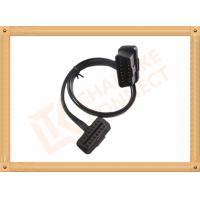 Wholesale Custom 1-15M Automotive Flat OBD Obd Extension Cable 16 Pin Odb2 Extension Cable from china suppliers
