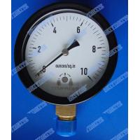 "Wholesale Compound 4"" Capsule Pressure Gauge For Low / Negative Pressure Measurements from china suppliers"