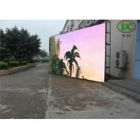 Wholesale HD Clear Small SMD LED Screen / p6 indoor led display High Frequency Dynamic Image from china suppliers