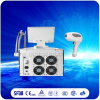 Quality Portable IPL RF Beauty Equipment 808nm Diode Laser Hair Remove For Bikini Line for sale