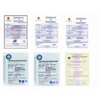 Laminate Machine Technology Co.,Ltd Certifications