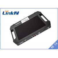 Wholesale Portable COFDM Video Receiver With Narrow Bandwidth (2M-8MHz Adjustable) And Strong Anti-Multipath Interference Ability from china suppliers