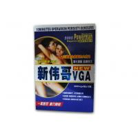 Wholesale Powerman New VGA Natural Male Sex Enhancement / Herbal Male Enhancement from china suppliers