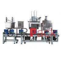 Buy cheap Automatic piston type spray paint can filling machine  30 - 50 can / min from wholesalers
