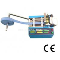 Wholesale Automatic Elastic/Velcro Tape Cutting Machine from china suppliers